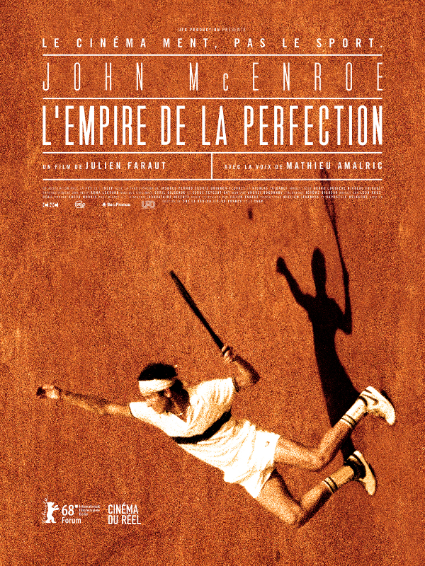 L'Empire de la perfection | Julien, Faraut (Réalisateur)