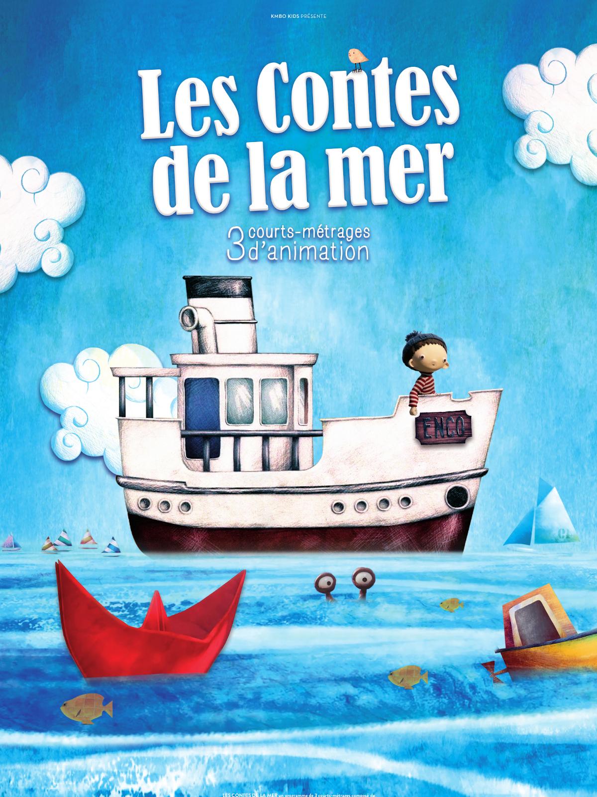 Les Contes de la mer | Tall, Pärtel (Réalisateur)