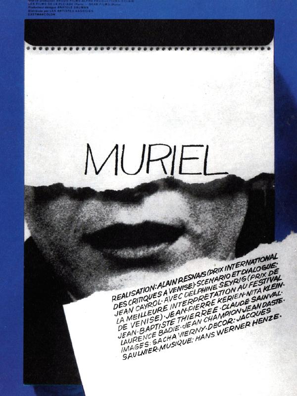 Muriel ou le temps d'un retour | Resnais, Alain (Réalisateur)