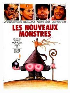 Les nouveaux monstres | Scola, Ettore (Réalisateur)