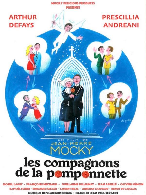 les Compagnons de la pomponette | Mocky, Jean-Pierre (Réalisateur)