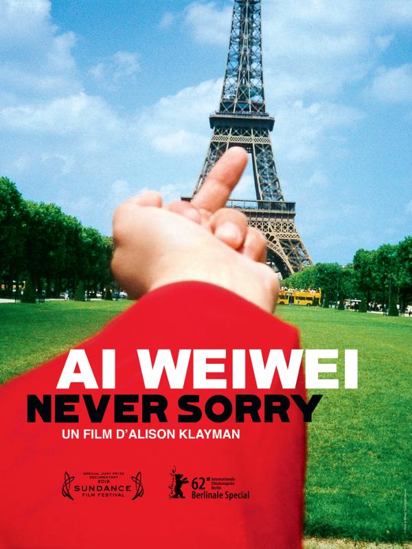 Ai Weiwei : Never Sorry | Klayman, Alison (Réalisateur)