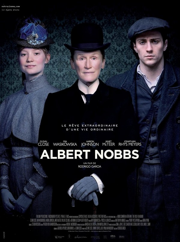 Albert Nobbs | Garcia, Rodrigo (Réalisateur)