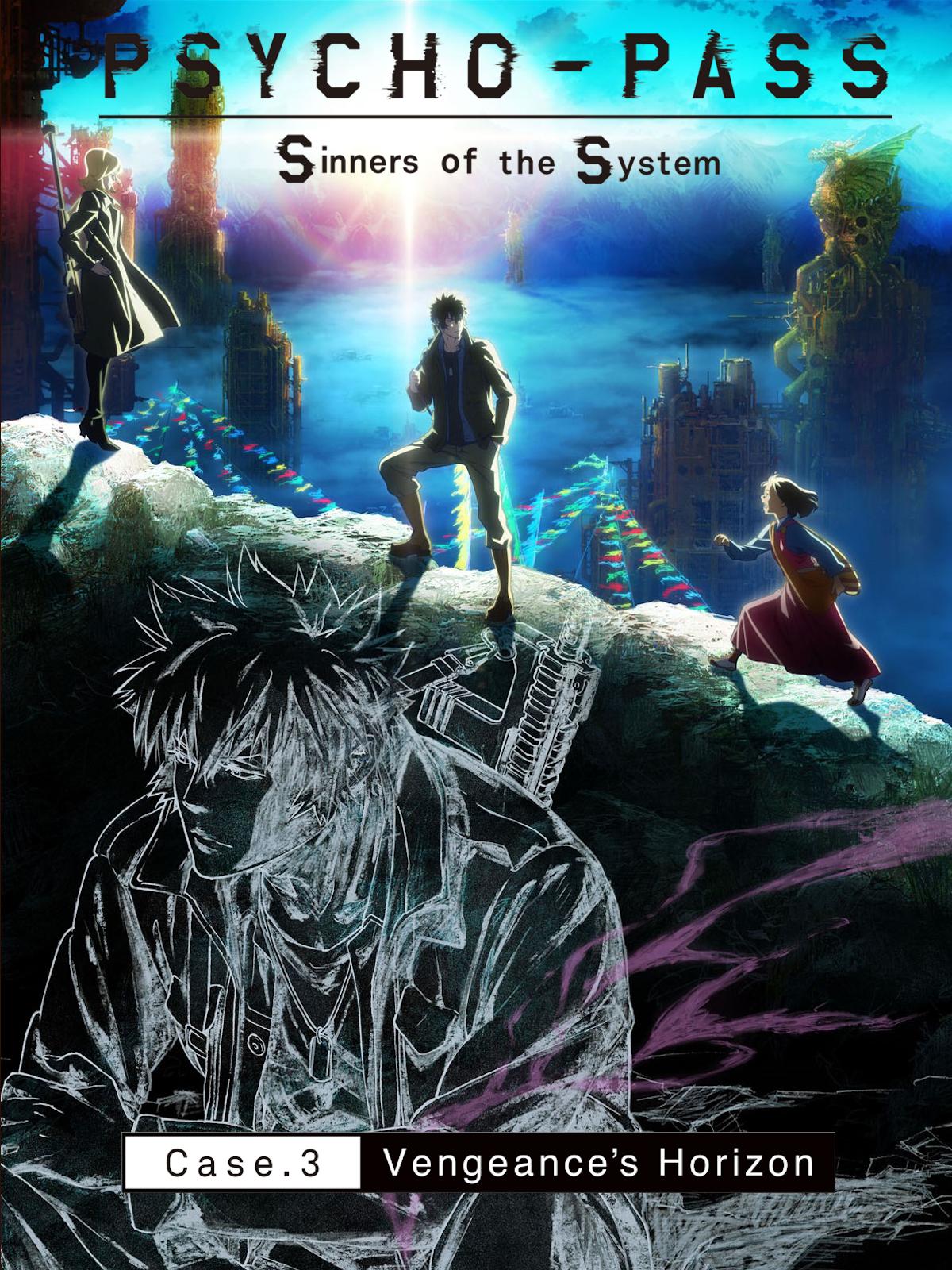 Psycho-Pass: Sinners of the System Case.3 Par-delà l'amour et la haine   Shiotani, Naoyoshi (Réalisateur)