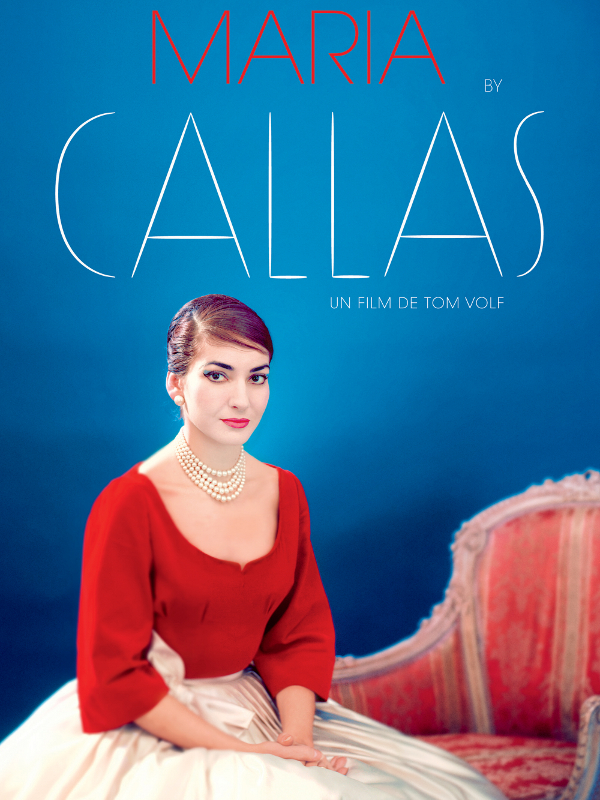 Maria by Callas | Volf, Tom (Réalisateur)