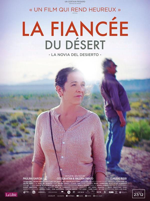 La Fiancée du désert | Atan, Cecilia (Réalisateur)