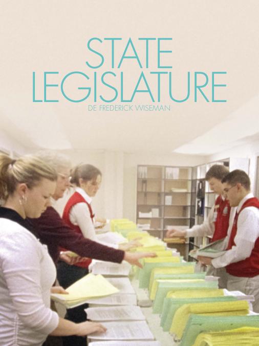 State Legislature | Wiseman, Frederick (Réalisateur)