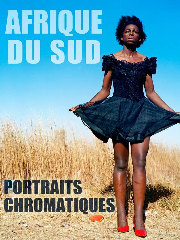 Afrique du sud, portraits chromatiques | Masduraud, Nathalie (Réalisateur)