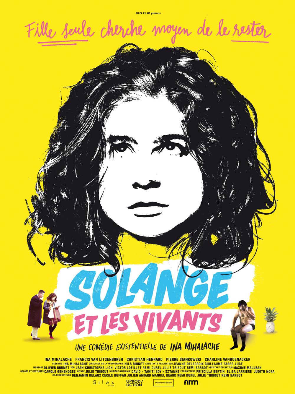Solange et les vivants   Mihalache, Ina (Réalisateur)