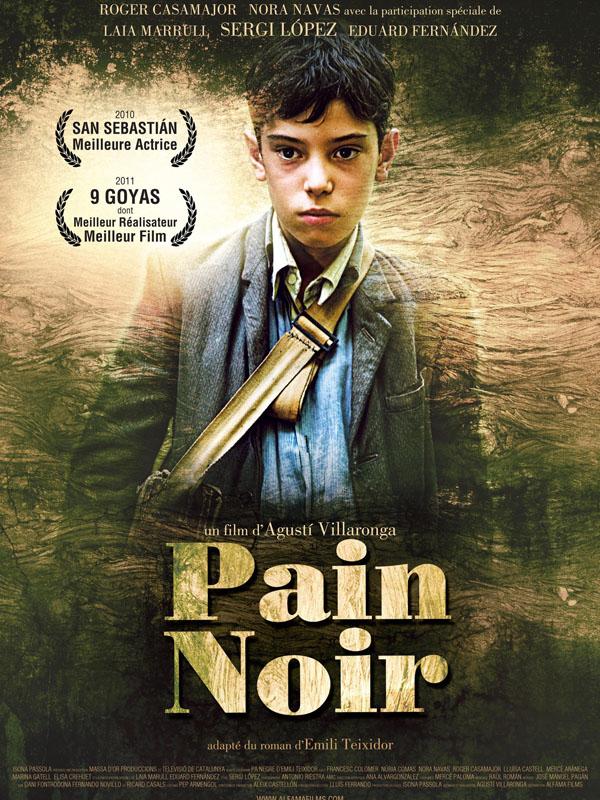 """Afficher """"Pain noir"""""""
