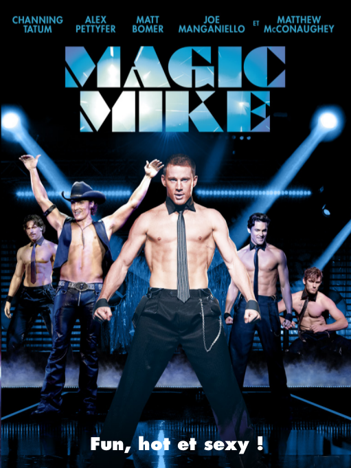 Magic Mike | Soderbergh, Steven (Réalisateur)
