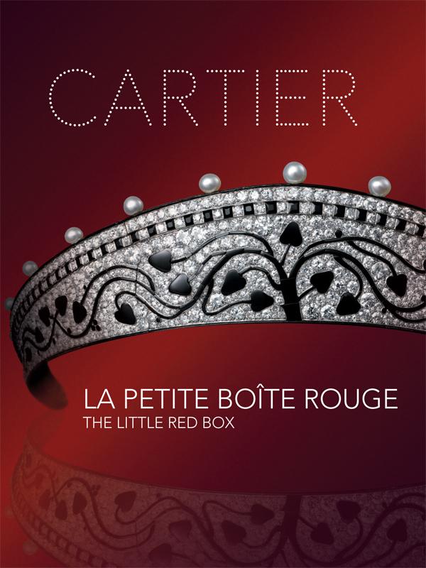 Cartier, la petite boite rouge | Brand, Marie (Réalisateur)