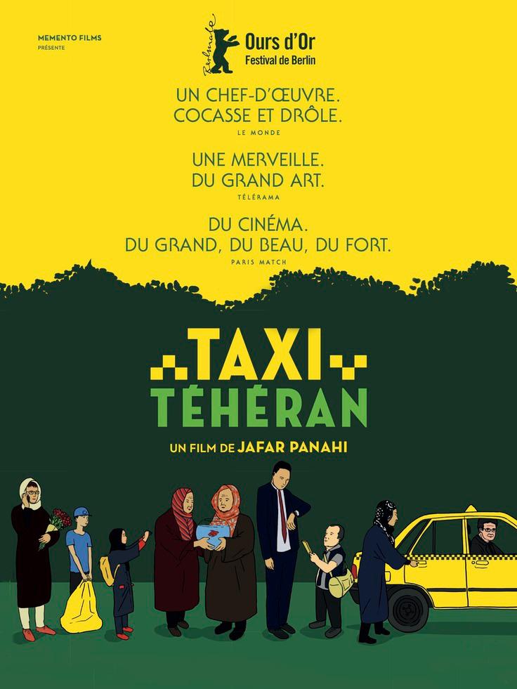 Taxi Téhéran | Panahi, Jafar (Réalisateur)