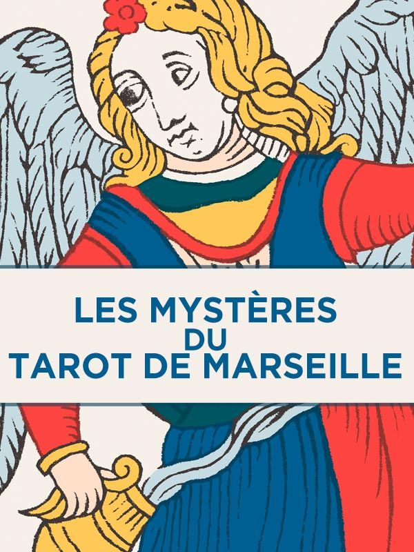 Movie poster of Les mystères du tarot de Marseille