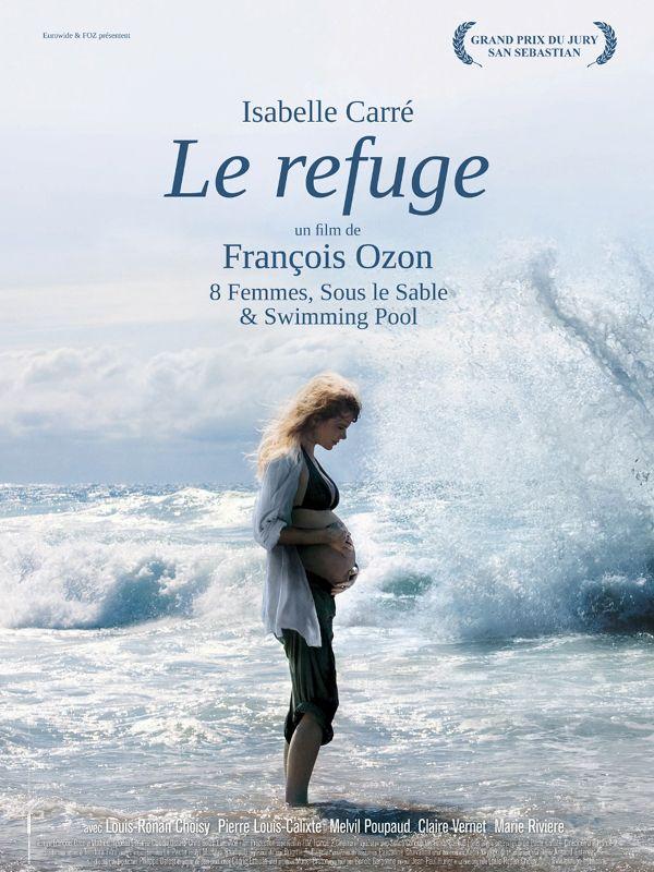 Movie poster of Le Refuge