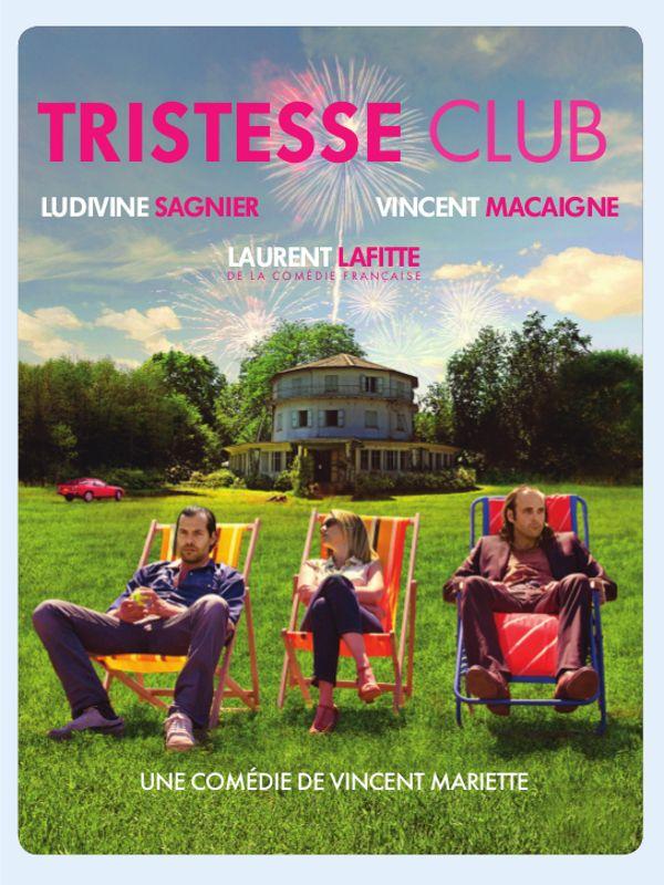 Movie poster of Tristesse Club