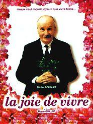 Movie poster of La joie de vivre