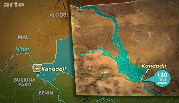 Image de Dessous des cartes - Barrages hydroélectriques, le cas de la Turquie et du Niger