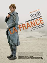 Movie poster of La France