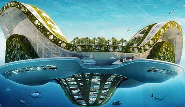Image de Le Dessous des Cartes - Villes du Futur