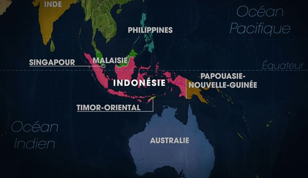 Image de Dessous des cartes - Indonésie, nouvel émergent