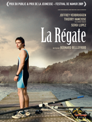 Movie poster of La Régate