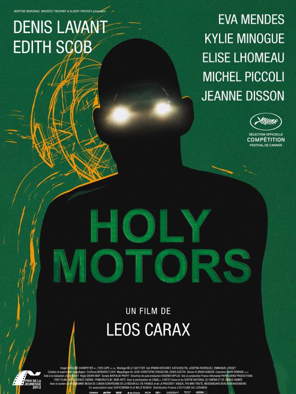 Image de Holy Motors