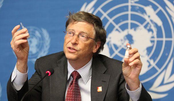 Image de Le vaccin selon Bill Gates
