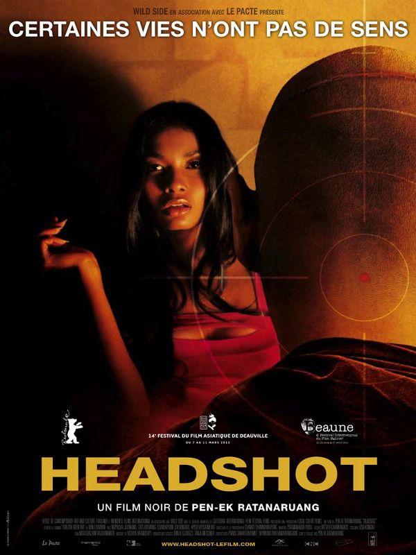 Movie poster of Headshot