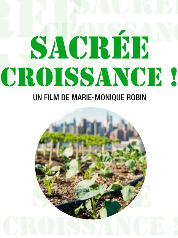 Movie poster of Sacrée croissance !