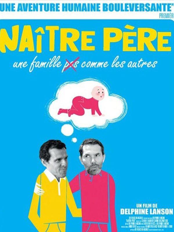 Movie poster of Naître Père