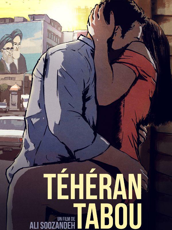 Image de Téhéran Tabou