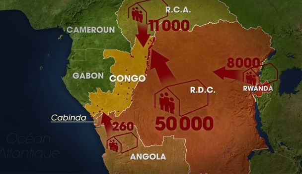 Image de Dessous des cartes - Des nouvelles du Congo Brazzaville