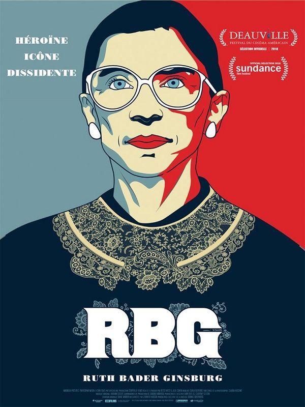 Image de RBG - Ruth Bader Ginsburg