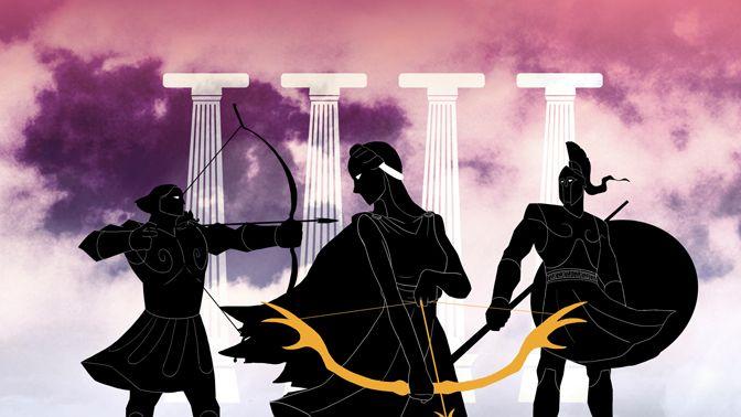 Image de Les grands mythes - Hadès, le roi malgré lui