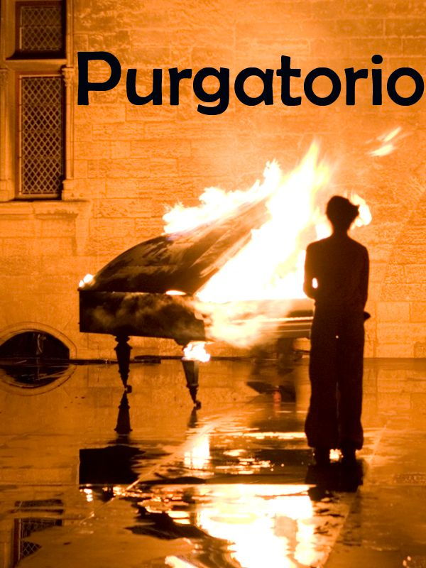 Movie poster of Purgatorio