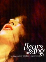 Movie poster of Fleurs de sang