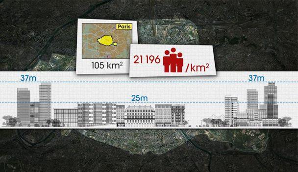 Image de Dessous des cartes - Le Grand Paris