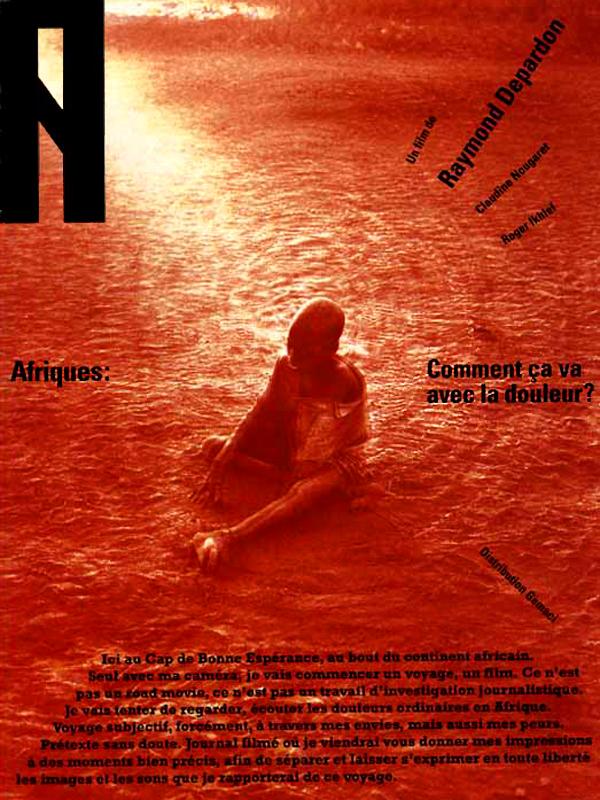 Movie poster of Afriques : Comment ça va avec la douleur ?