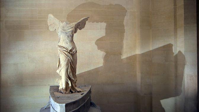 Image de La victoire de Samothrace une icône dévoilée