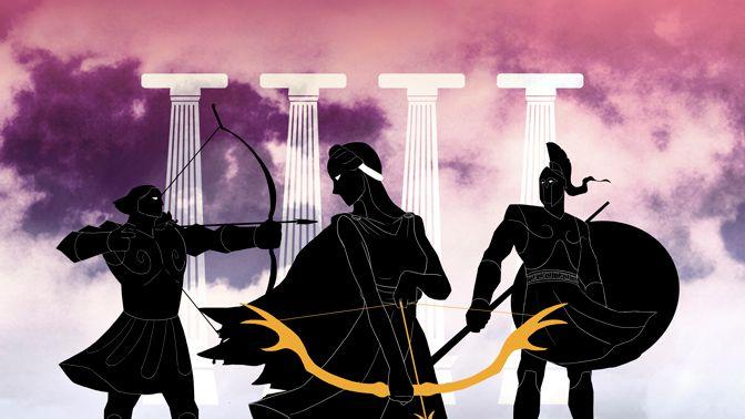 Image de Les grands mythes - Les amours de Zeus