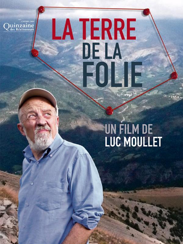 Movie poster of La Terre de la folie