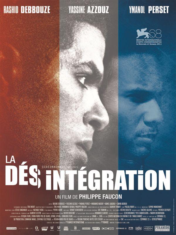 Movie poster of La Désintégration