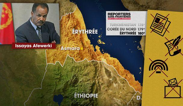 Image de Dessous des cartes - Erythrée : aux origines des flux migratoires