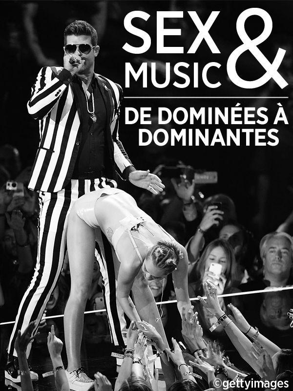 Movie poster of Sex & Music - De dominées à dominantes