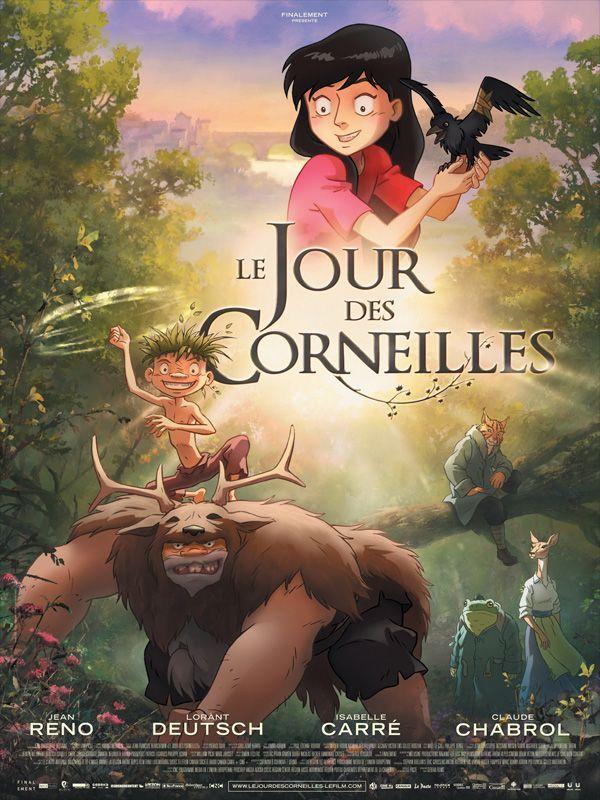 Movie poster of Le Jour des corneilles