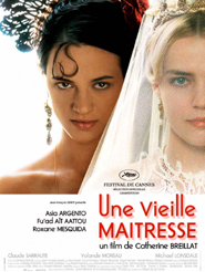 Movie poster of Une vieille maîtresse