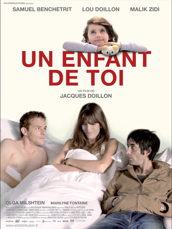 Movie poster of Un enfant de toi