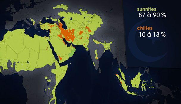 Image de Le Dessous des Cartes - L'Islam en conflit 1/2