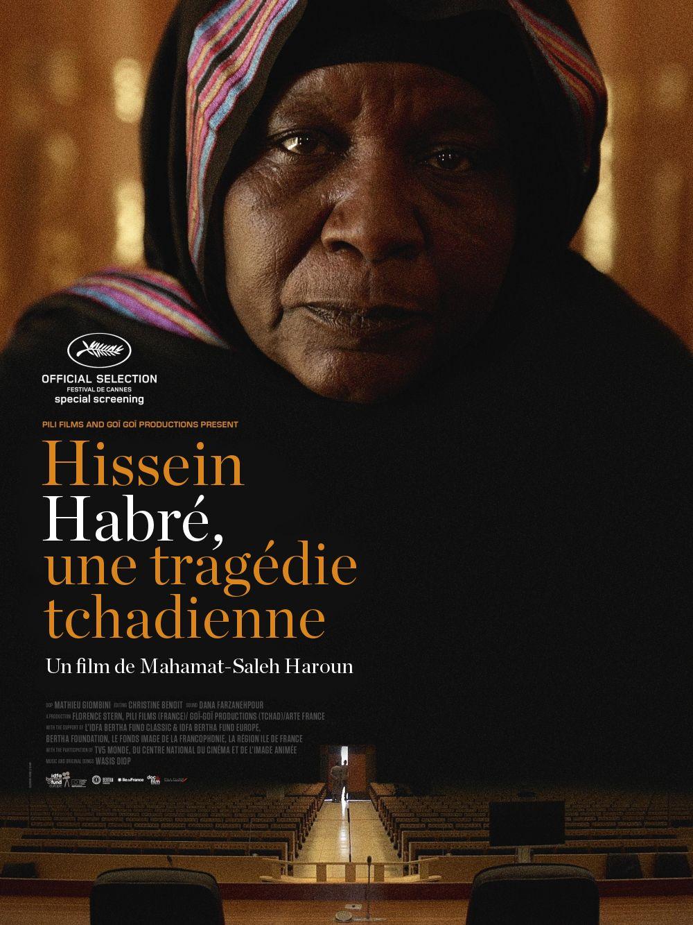 Movie poster of Hissein Habré, une tragédie tchadienne